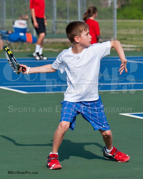 Hayden Swope<br /> Ozark Tennis Academy Tournament<br /> 3/2012