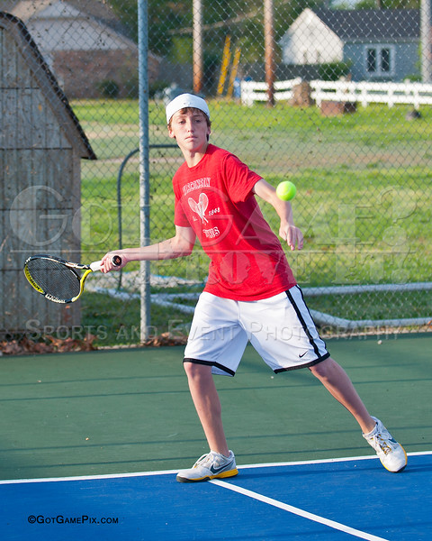 Andrew Miller<br /> Ozark Tennis Academy Tournament<br /> 3/2012