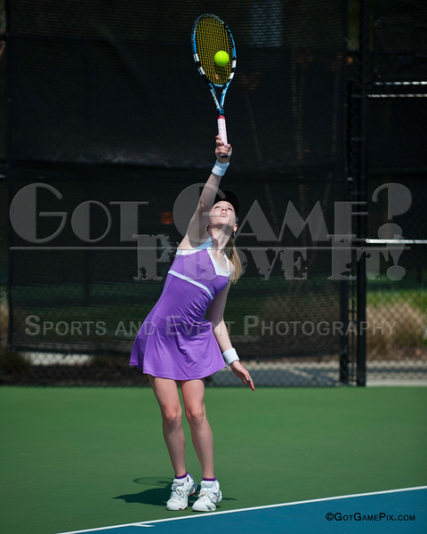 Catherine<br /> Ozark Tennis Academy Tournament<br /> 3/2012