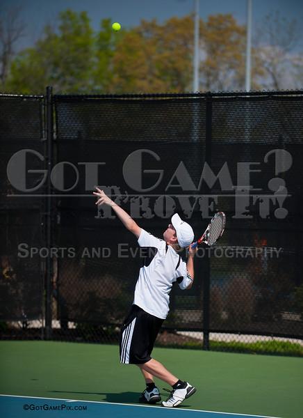Clay Taylor<br /> Ozark Tennis Academy Tournament<br /> 3/2012