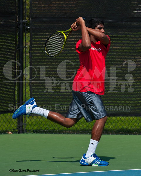 Daniel Joshuva<br /> Ozark Tennis Academy Tournament<br /> 3/2012