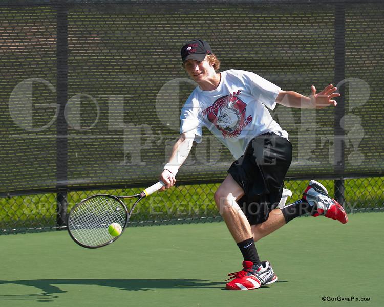 Cory Stewart<br /> Ozark Tennis Academy Tournament<br /> 3/2012