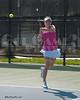 Lexi Beaver<br /> Ozark Tennis Academy Tournament<br /> 3/2012