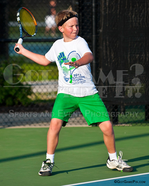 Ike Lundstrum<br /> Ozark Tennis Academy Tournament<br /> 3/2012