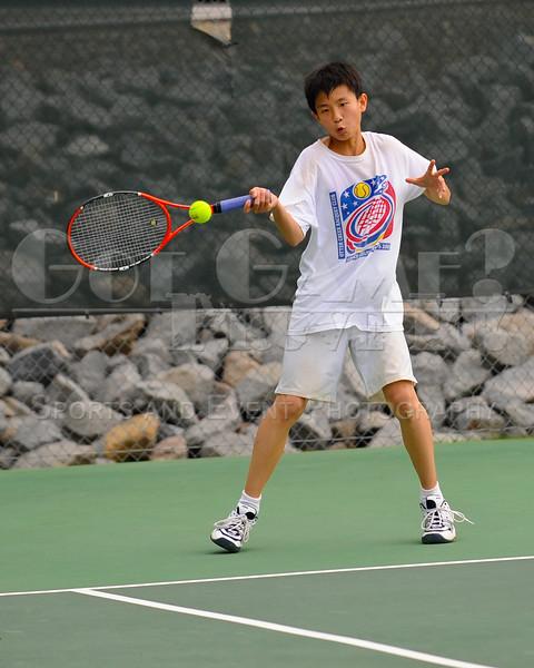 Edward Zhao - Little Rock, AR<br /> 2011 - AR JR's Qualifier