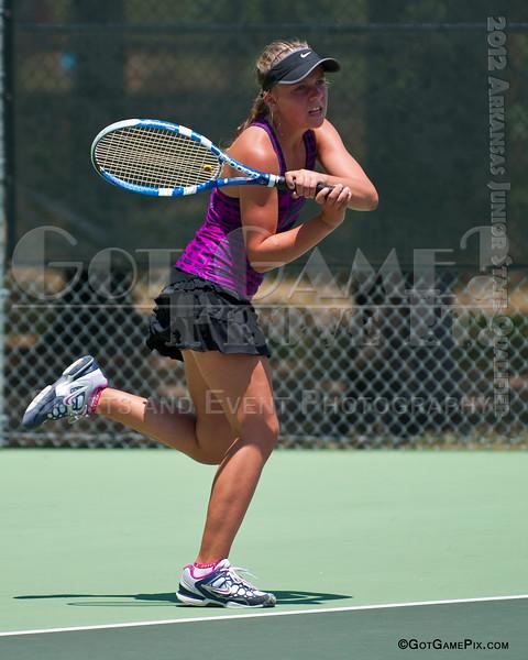 Ellie Henson - Hot Springs, AR<br /> 2012 Arkansas Junior State Qualifier<br /> May 2012