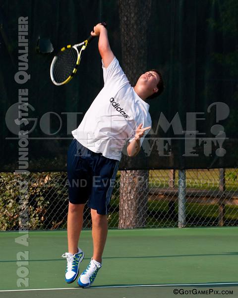 Ryne Fletcher - Springdale, AR<br /> 2012 Arkansas Junior State Qualifier<br /> May 2012