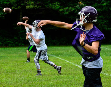 Bellows Falls: First Day of Practice - 081616