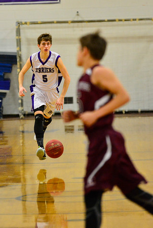 Bellows Falls vs. Black River: boys basketball