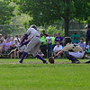 KRISTOPHER RADDER - BRATTLEBORO REFORMER<br /> Brattleboro beat Essex 5-4 during a division 1 playoff game at Brattleboro Union High School on Friday, June 1, 2018.