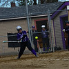 KRISTOPHER RADDER - BRATTLEBORO REFORMER<br /> Brattleboro jumps to a 8-0 lead in the first inning against Bellows Falls.