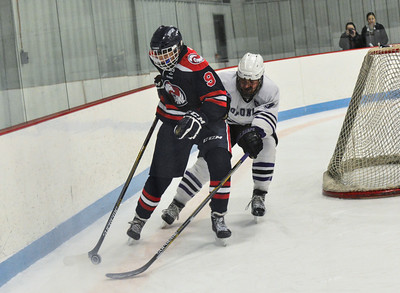 Brattleboro v. Hartford: Boys hockey