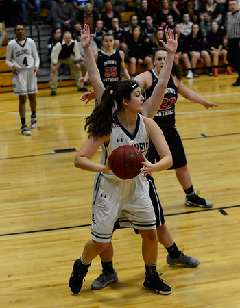 Brattleboro v. MAU: Girls Basketball - 022317