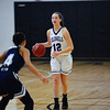 KRISTOPHER RADDER - BRATTLEBORO REFORMER<br /> Brattleboro played against Burlington during a girls' varsity basketball game at Brattleboro Union High School on Saturday, Jan. 7, 2017.