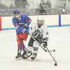 KRISTOPHER RADDER - BRATTLEBORO REFORMER<br /> Brattleboro girls' varsity hockey team took on Hartford on Monday, Feb. 20, 2017.