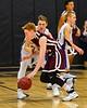 KRISTOPHER RADDER - BRATTLEBORO REFORMER<br /> Brattleboro beats Monument Mountain 72 to 59 during a boys' basketball game at Brattleboro Union High School on Tuesday, Dec. 13, 2016.
