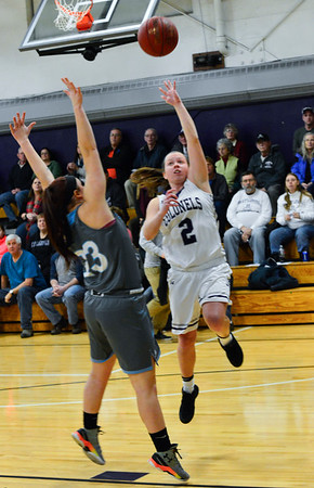 Brattleboro vs. South Burlington: girls basketball