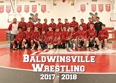 bville wrestling 2017-2018