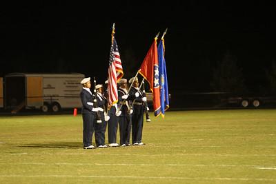 Cane Ridge Homecoming 10-17-2014 Football