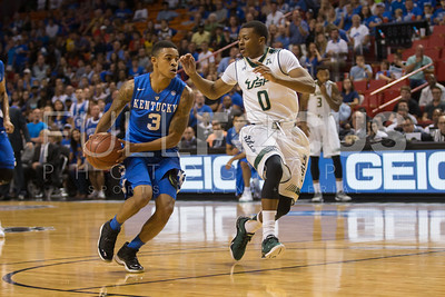 USF Bulls vs Kentucky Wildcats