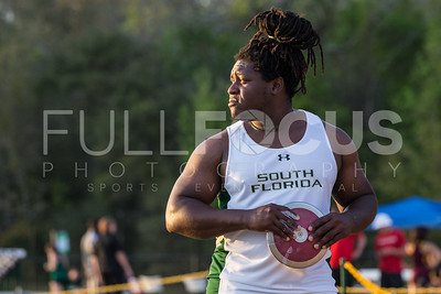 USF Track and Field