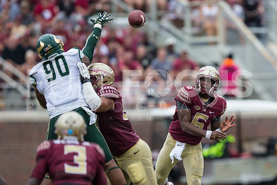 South Florida Bulls at Florida State Seminoles