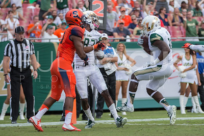 Syracuse Orange at USF Bulls