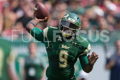 South Florida Bulls vs UCF Knights