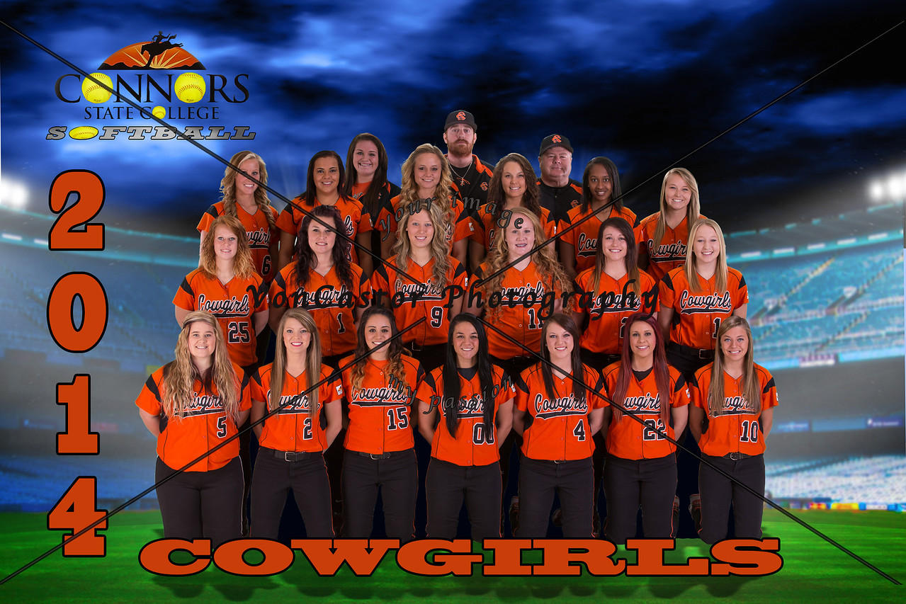 Cowgirlssoftball2014