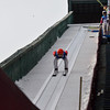 KRISTOPHER RADDER - BRATTLEBORO REFORMER<br /> Jumpers compete in the  U.S. Cup / Pepsi Challenge at the Harris Hill Ski Jump, in Brattleboro, Vt., on Saturday, Feb. 17, 2018.