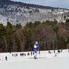 KRISTOPHER RADDER - BRATTLEBORO REFORMER<br /> High school teams across Vermont compete in a cross country meet in Brattleboro on Thursday, Feb. 16, 2017.