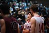 KELLY FLETCHER, REFORMER CORRESPONDENT -- Izaak Park focuses on a free throw amid a full auditorium druing Saturday's division 4 championship game against Proctor in Barre.