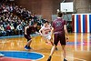 KELLY FLETCHER, REFORMER CORRESPONDENT -- Isaak Park drives the ball down the court for Twin Valley during Saturday's championship game against Proctor in Barre.