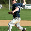 Springfield's Jake Yannessa pitches against Devon Prep.<br /> Bob Raines 4/26/11