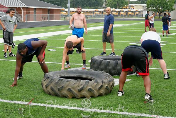 Raiders Workout