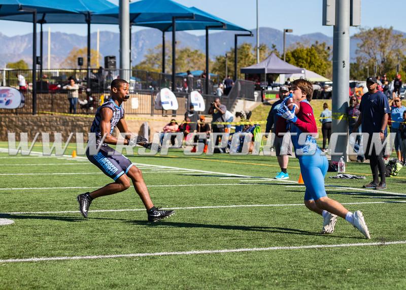 PassingDown, Gridiron Football Academy vs Rharebreed Serengeti