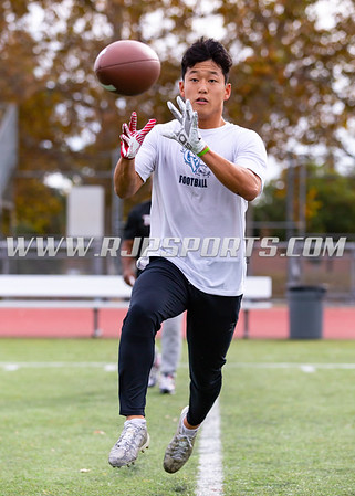 Daniel Cho, Running Back, Line Backer, 2019