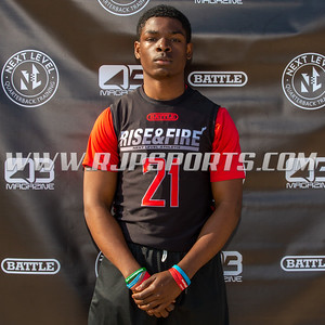 Cody Marron, Defensive Back, 2022, Monona Grove High School