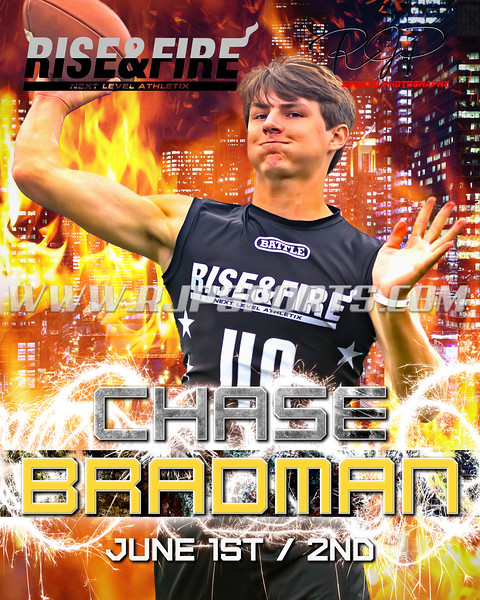 Chase Bradman, Quarterback, 2020