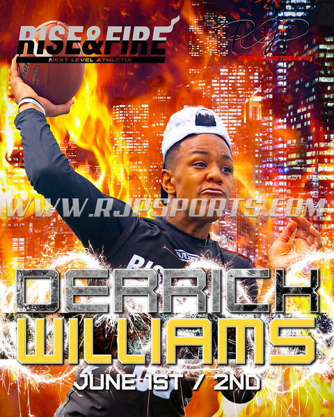 Derrick Williams , Quarterback, 2020