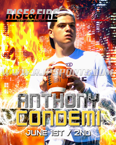 Anthony Condemi, Quarterback, 2021