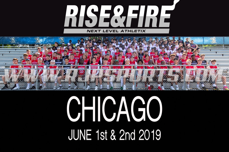 2019 Rise and Fire Chicago