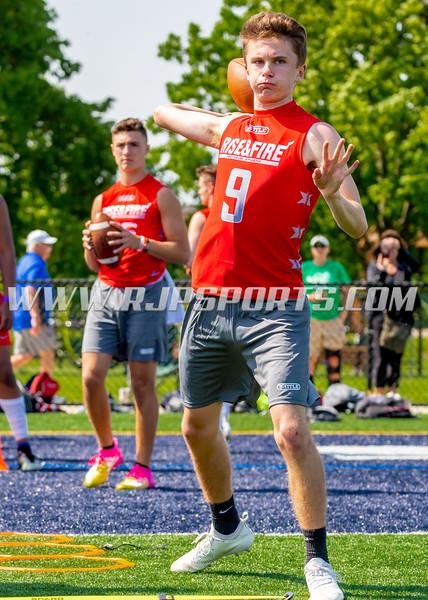 Casey Marron, Quarterback, 2022, Monona Grove High School