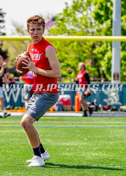 Casey Marron, Quarterback, 2022, Monona Grove High School