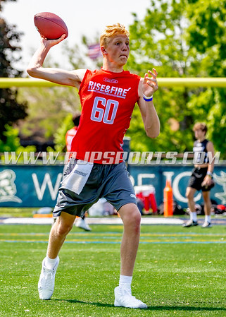 Austin Kutz, Quarterback, 2023, Hartford Union HS