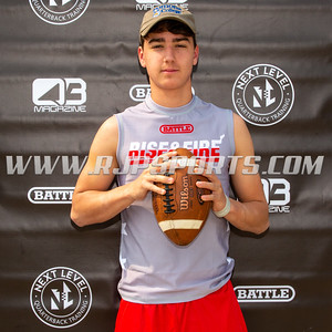 Julian Dahl, Quarterback, 2022, Phillips Academy