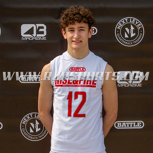 Andrew Murphy, Wide Receiver, Tight End, 2021, Joliet central High School