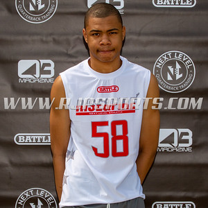 Eric Locke, Wide Receiver, Tight End, 2022, Oak Park River Forest High School