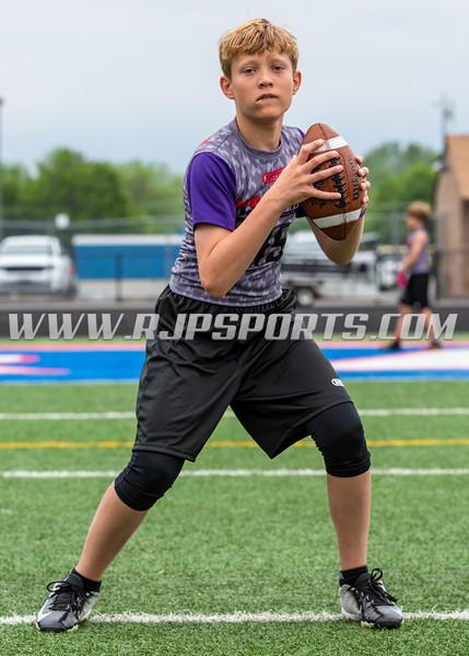 Brady Palmer, Quarterback, FCA, 2024