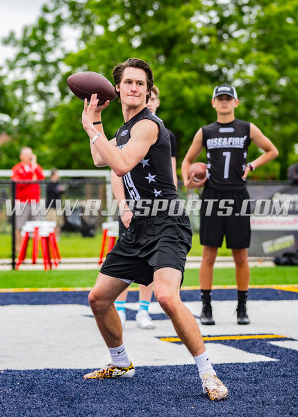 Blake Yore, Quarterback, Class of 2020, Oswego HS